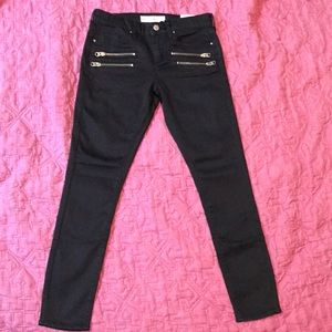 Topshop low rise Leigh skinny jeans